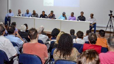 Foto de Em reunião agendada por Lucão, Prefeitura anuncia R$ 1,3 milhão para obras emergenciais no Centro