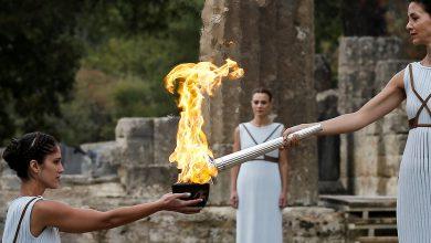 Foto de Tocha olímpica será acesa na Grécia sem presença de público