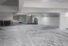 Foto de Maior ginásio de esportes do interior de SP, Milton Olaio começa a se transformar em hospital de campanha