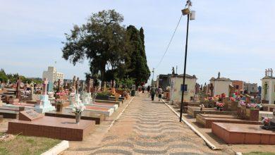 Foto de Cemitérios de São Carlos fecham a partir de quarta-feira