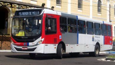 Foto de Passageiro sem máscara não poderá andar de ônibus em São Carlos