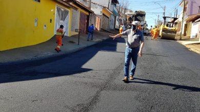 Foto de Prefeitura reforça equipes de recape no Centro e nos bairros